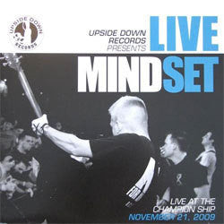 "Mindset ""Live At The Champion Ship (November 21, 2009)"" LP"