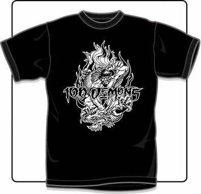 100 Demons Dragon Rider T Shirt