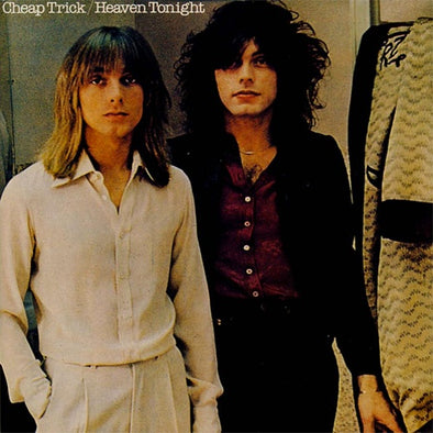 "Cheap Trick ""Heaven Tonight"" LP"