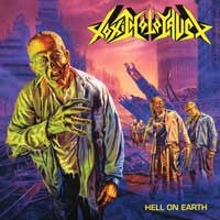 "Toxic Holocaust ""Hell On Earth"" LP"