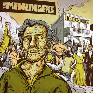 "The Menzingers ""Hold On Dodge"" 7"""