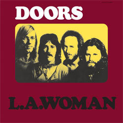 "Doors ""LA Woman"" LP"