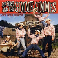 "Me First And The Gimme Gimmes  ""Love Their Country"" LP"
