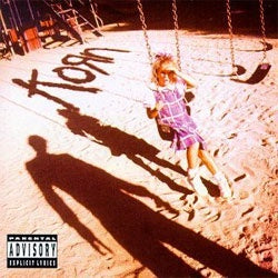 "Korn ""Self Titled"" 2xLP"