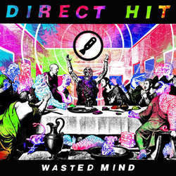 "Direct Hit ""Wasted Mind"" CD"