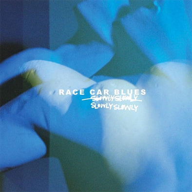 "Slowly Slowly ""Race Car Blues"" CD"