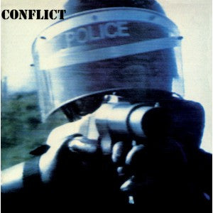 "Conflict ""Ungovernable Force"" LP"