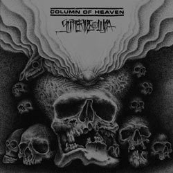 Column of Heaven / Suffering Luna 'Split EP' 12""