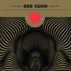 "Red Fang ""Only Ghosts"" CD"
