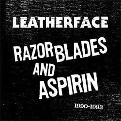 "Leatherface ""Razor Blades And Aspirin"" 3xLP"