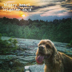 "Binary Heart ""Brighter Days"" LP"