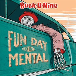 "Buck-O-Nine ""Fundaymental"" LP"