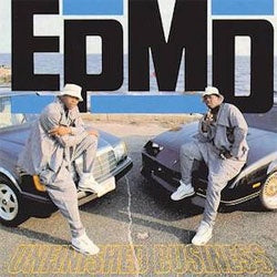 "EPMD ""Unfinished Business"" LP"