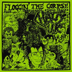 "Chaos UK ""Floggin' The Corpse"" LP"