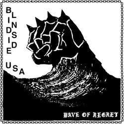 "Blindside USA ""Wave Of Regret"" 7"""