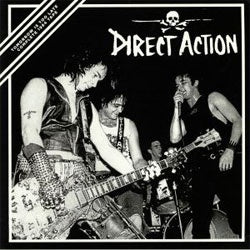 "Direct Action ""Tomorrow Is Too Late"" LP"