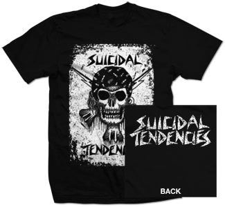 "Suicidal Tendencies ""RxCxSkull"" T Shirt"