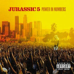 "Jurassic 5 ""Power In Numbers"" LP"