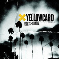 "Yellowcard ""Sights And Sounds"" LP"