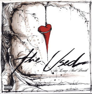 "The Used ""In Love And Death"" LP"