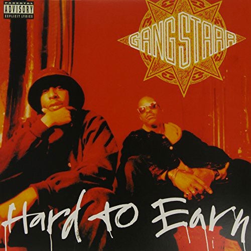 "Gang Starr ""Hard To Earn"" 2xLP"