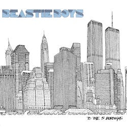 "Beastie Boys ""To The 5 Boroughs"" 2xLP"