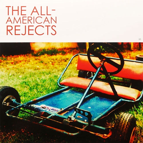 "All American Rejects ""Self Titled"" LP"