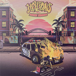 "Hellions ""Indian Summer"" CD"
