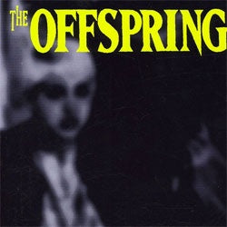 "The Offspring ""Self Titled"" CD"