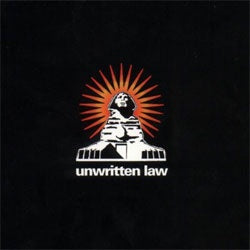 "Unwritten Law ""Self Titled"" LP"