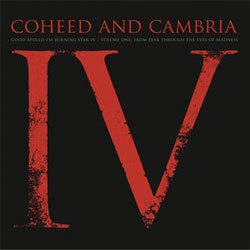 "Coheed And Cambria ""Good Apollo, I'm Burning Star IV, Volume One: From Fear Through the Eyes of Madness"" 2xLP"