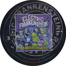 "Electric Frankenstein ""The Buzz Of 1000 Volts"" Picture Disc LP"