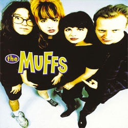 "The Muffs ""Self Titled"" LP"