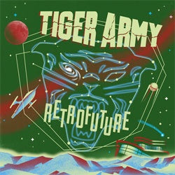 "Tiger Army ""Retrofuture"" CD"