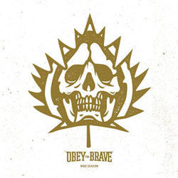 "Obey The Brave ""Mad Season"" CD"