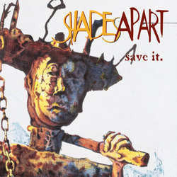 "Shades Apart ""Save It"" LP"
