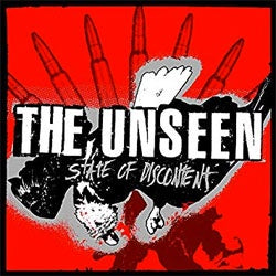 "The Unseen ""State Of Discontent"" CD"
