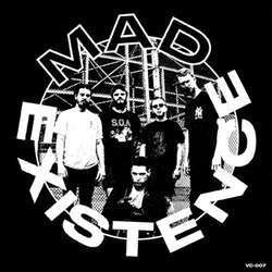 "Mad Existence ""Self Titled"" 7"""