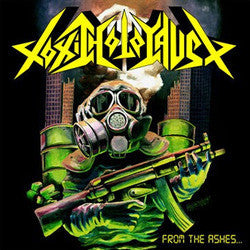 "Toxic Holocaust ""From The Ashes Of Nuclear Destruction"" CD"
