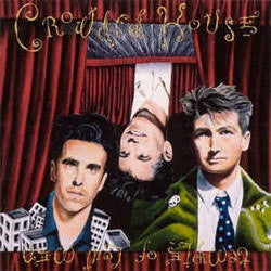 "Crowded House ""Temple Of Low Men"" LP"