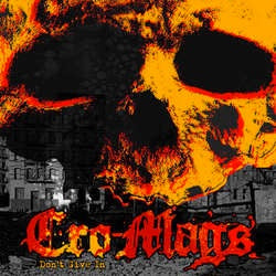 "Cro Mags ""Don't Give In"" 7"""