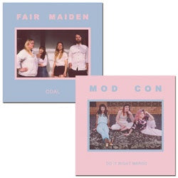 "Mod Con / Fair Maiden ""Split"" 7"""