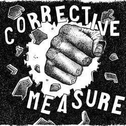 "Corrective Measure ""Self Titled"" 7"""