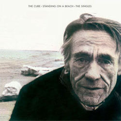 "The Cure ""Standing On A Beach - The Singles"" LP"