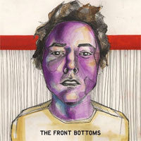 "The Front Bottoms ""Self Titled"" CD"