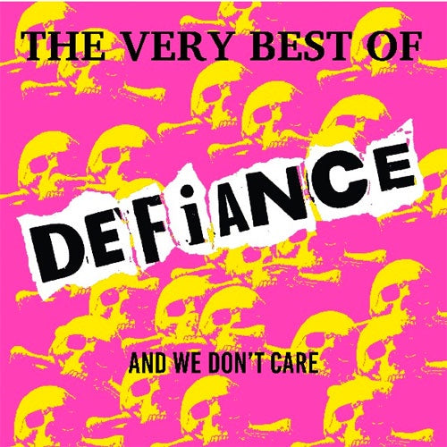 "Defiance ""The Very Best Of"" LP"