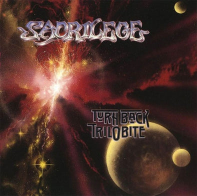 "Sacrilege ""Turn Back Trilobite"" LP"