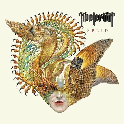 "Kvelertak ""Splid"" CD"
