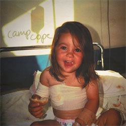 "Camp Cope ""Self Titled"" Cassette"