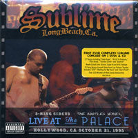 "Sublime ""3 Ring Circus - Live At The Palace"" DVD"